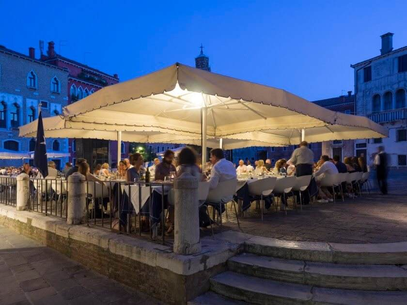 Amalfitan Restaurant In Venice Acqua Pazza Official Site